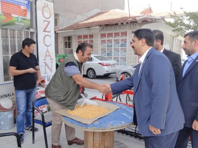 Eskişehir'de HÜDA PAR ziyaretleri sürüyor