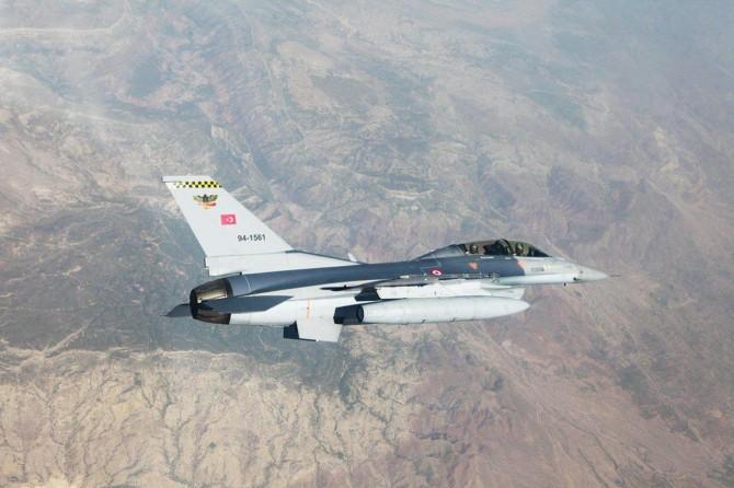 Saldırı hazırlığındaki 3 PKK'li öldürüldü