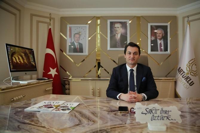 Kaymakam Şakir Öner Öztürk'ten Muhtarlar Günü mesajı