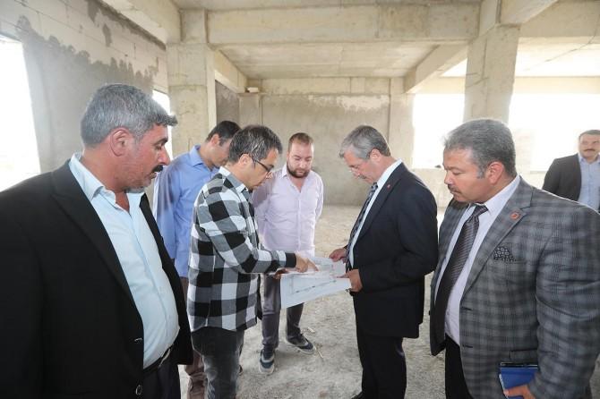 Şahinbey Belediyesinin sosyal tesis yatırımları sürüyor