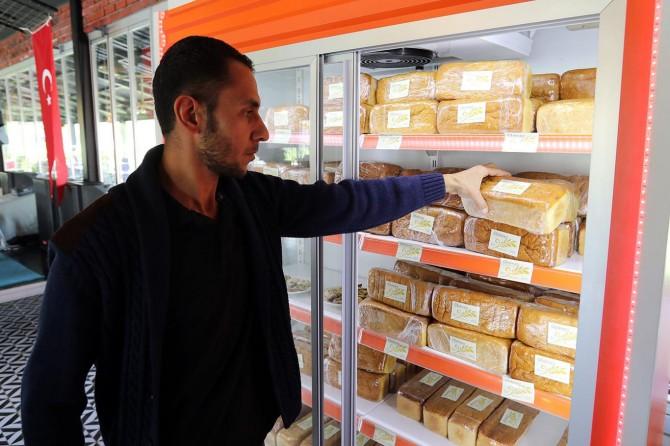 Belvan glutensiz ekmek satışına başladı