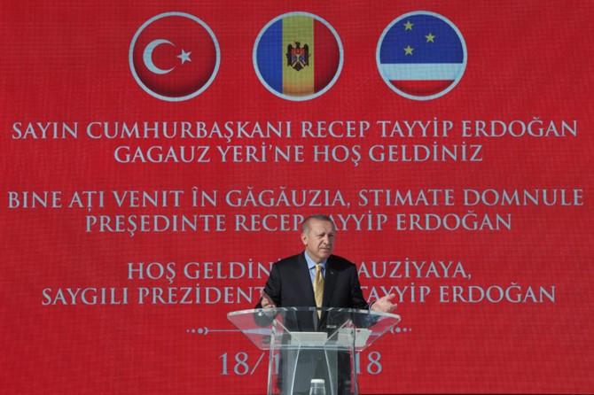Cumhurbaşkanı Erdoğan: Kültürel ırkçılık veba salgını gibi yayılıyor