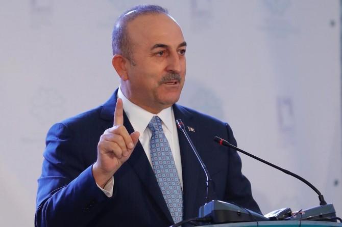 Dışişleri Bakanı Çavuşoğlu: Türkiye'nin elde ettiği deliller var