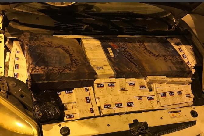 Mardin'de uyuşturucu ve kaçakçılık operasyonu: 5 gözaltı