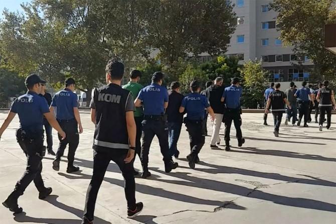 Gaziantep merkezli FETÖ operasyonunda 2 tutuklama