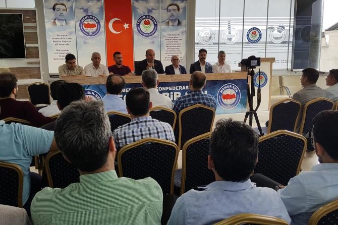 Siyasi irade eski Türkiye'nin hortlatılmasına geçit vermemelidir