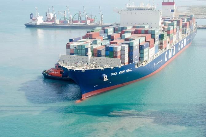 Güneydoğu'dan bir milyar 543 milyon dolarlık hububat ihracatı