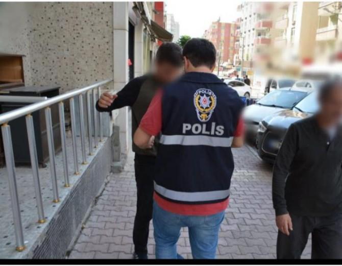 Çeşitli suçlardan 199 kişi gözaltına alındı