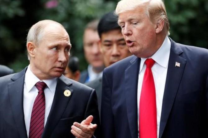 Trump: Füze anlaşmasından çekiliyoruz
