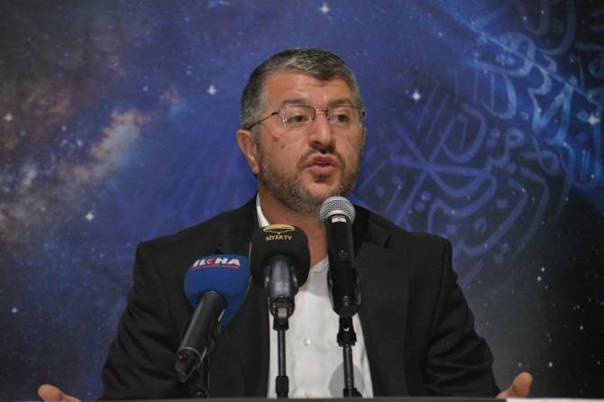 Cihad insan ile İslam arasındaki engelleri kaldırmaktır