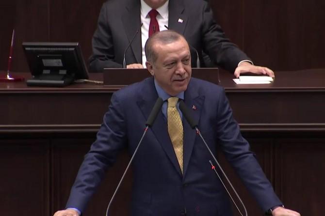 Cumhurbaşkanı Erdoğan: 18 kişinin İstanbul'da yargılanmasını teklif ediyorum