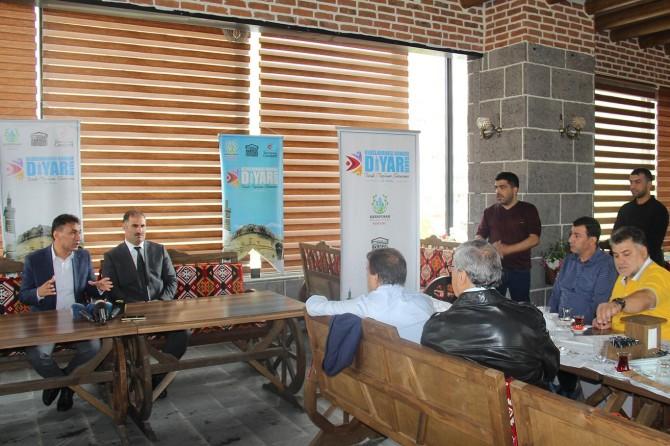 Diyarbakır'da 130 akademisyenin katılımıyla kongre düzenlenecek