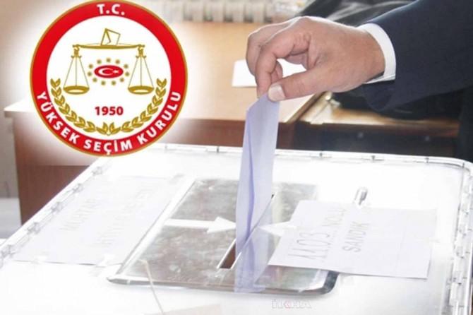 Yerel seçim tarihi Resmi Gazetede yayımlandı