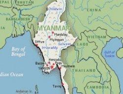 Myanmar'da 6.6 büyüklüğünde deprem