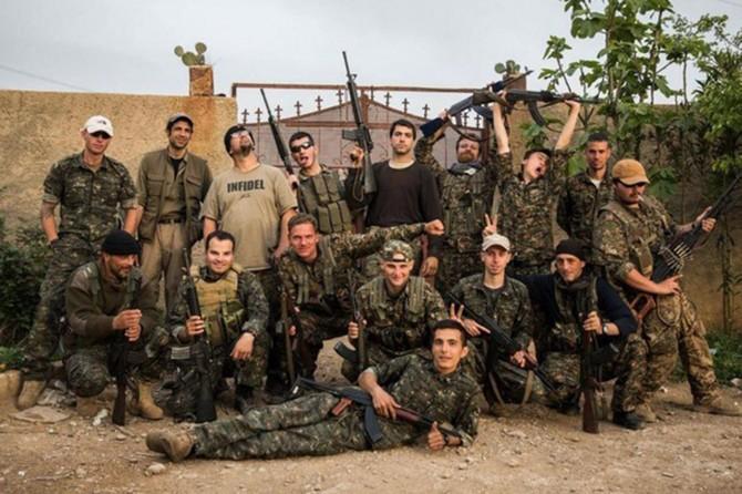 Almanya'dan PKK/YPG'ye 249 kişi katıldı