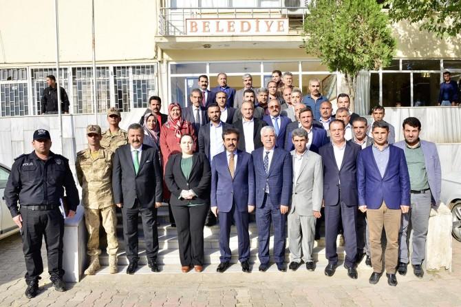 Diyarbakır'da turizm değerlendirme toplantısı yapıldı