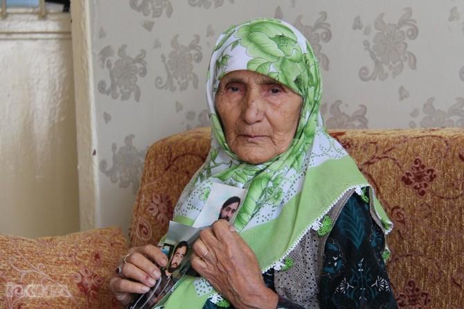 Yusufi Ramazan Kalkan'ın fedakâr ninesi hayatını kaybetti