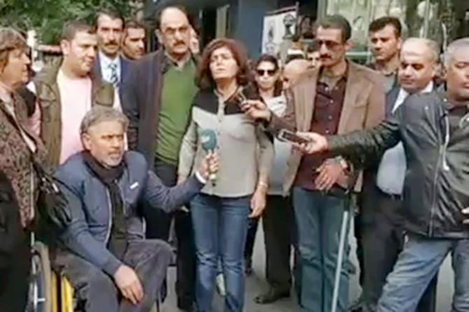 Diyarbakır Engelli İl Meclisi kuruluyor