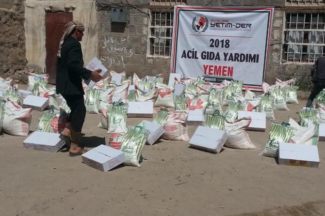 Avrupa Yetim-Der'den Yemen için acil yardım çağrısı