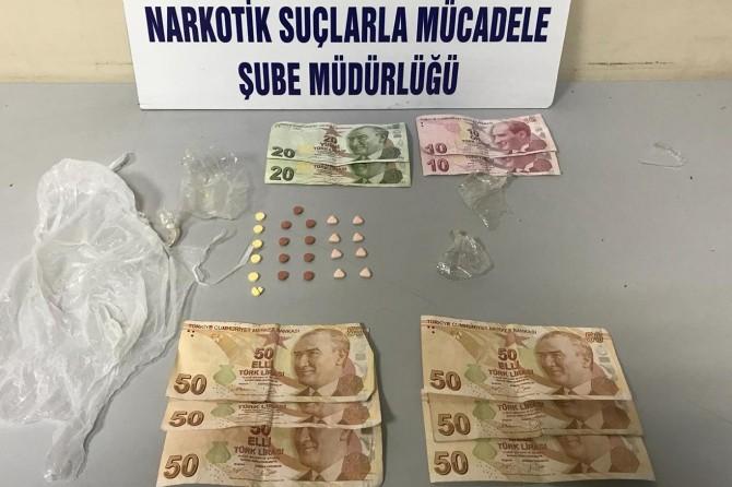 Çeşitli suçlardan 6 şüpheli yakalandı