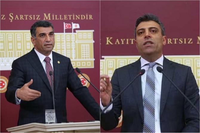 CHP'li Yılmaz ve Erol disipline sevk edildi