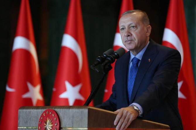 """Erdogan: """"4 leşkerên me jiyana xwe ji dest dan û 20 jî birîndar bûn"""""""