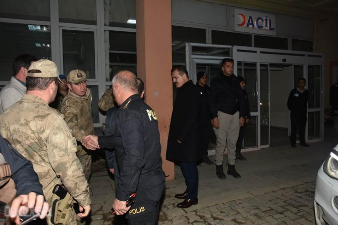 Ammunition exploded in Şemdinli: 7 soldiers missing, 25 others wounded