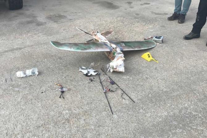 Şırnak'ta maket uçaklarla saldırı girişimi
