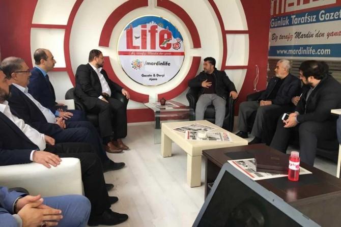 Mardin'in organik yapısı geleceğe taşınmalı
