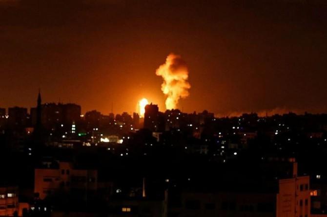 HÜDA PAR'dan siyonist terör rejiminin Gazze'deki saldırılarına tepki