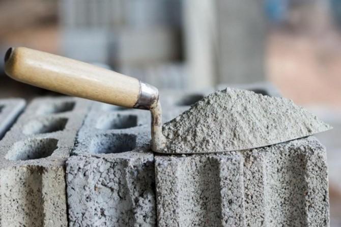 8 ayda üretilen çimentonun yüzde 10'u ihraç edildi