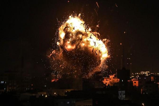 Gazze saldırılarında şehid sayısı 6'ya çıktı