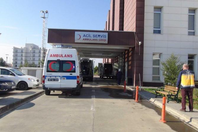 Adıyaman'ın Kömür beldesinde öğretmenlere ait araç kaza yaptı: 4 yaralı