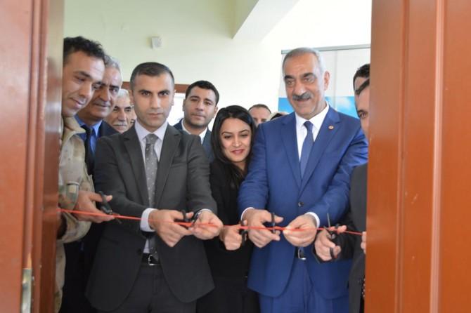 Hilvan'da Sosyal Hizmetler biriminin açılışı yapıldı