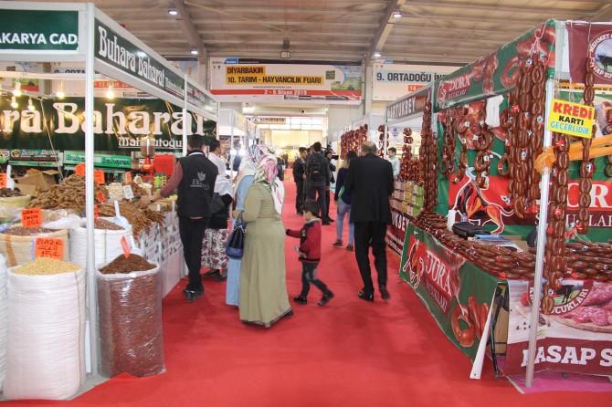 Anadolu'nun lezzetleri Diyarbakır'da tanıtılıyor