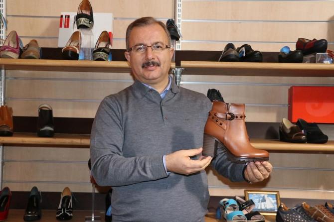 Türkiye'nin ayakkabı ihracatının yüzde 17'si Gaziantep'ten gerçekleşti