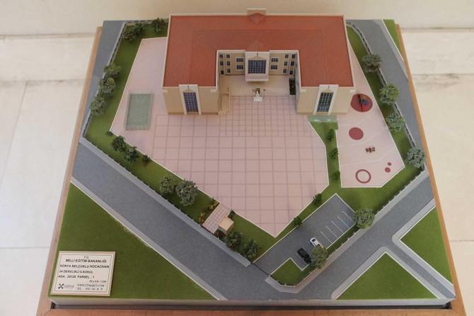 Mardin'de 6 yeni okul inşa edilecek