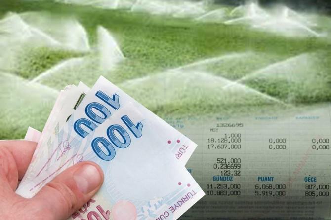 Çiftçinin elektrik borcunu Meclis gündemine taşındı