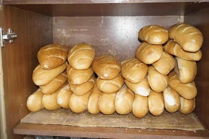 Ekmek israfı önlenmeli