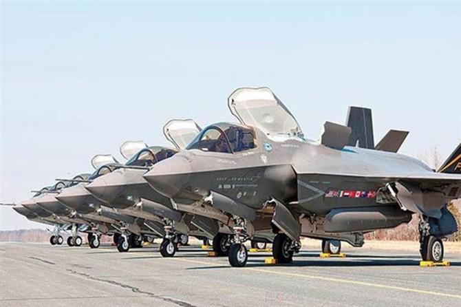 ABD Savunma Bakanlığı F-35 raporunu Kongre'ye sundu