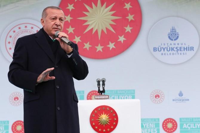 Erdoğan: Türkiye'yi eski günlere döndürme çabaları beyhudedir