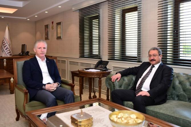 Sağlık Bakanı Yardımcısı Muhammet Güven Gaziantep'te