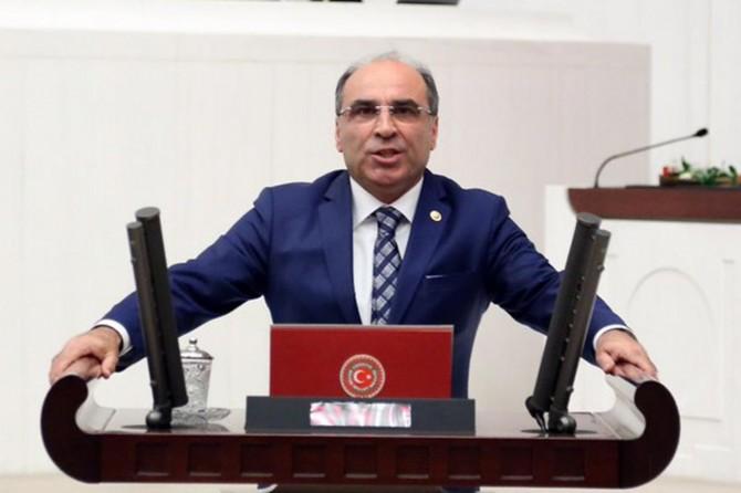 Edirne Milletvekili Erdin Bircan hayatını kaybetti