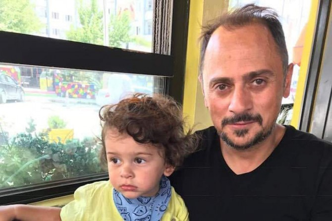 Gaziantep Şahinbey'de refüje çarpan motosiklet sürücüsü hayatını kaybetti