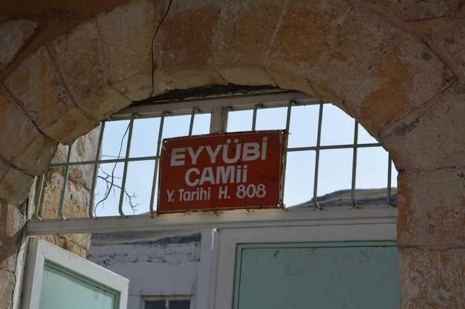 Tarihi Eyyubi Camii 2 parça halinde taşınacak