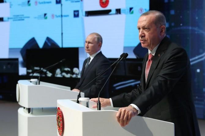 TürkAkım, bölgemiz enerji jeopolitiği bakımından tarihî nitelikte bir projedir