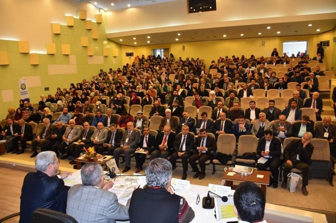 Harran Üniversitesinde Mevlid-i Nebi sempozyumu gerçekleştirildi