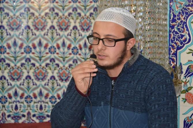 Siirt Müftülüğü Kur'an'ı güzel okuma yarışması düzenledi