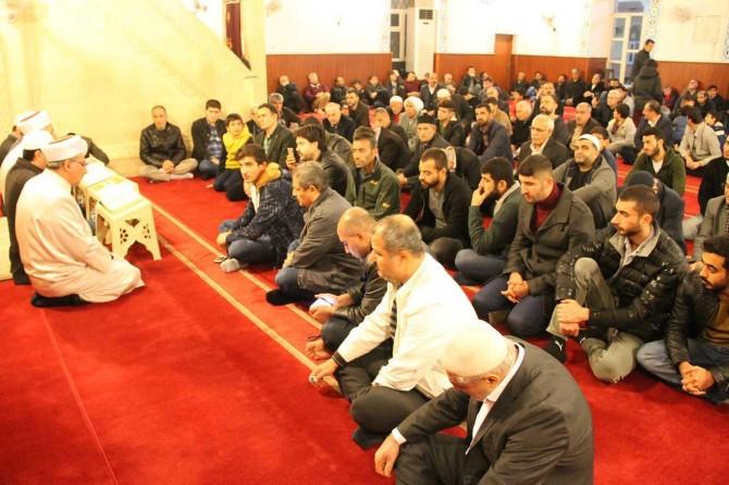 Mevlid Kandili Mardin'de ihya edildi