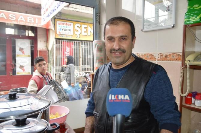 8 yıldır Mevlid-i Nebi etkinliklerinde ücretsiz çorba dağıtıyorum